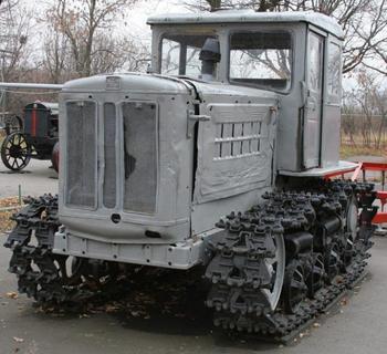 Лучший советский трактор