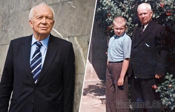 Как сложилась жизнь младшего сына Никиты Хрущёва, эмигрировавшего в США
