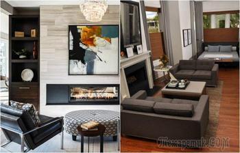 18 практичных идей, которые помогут сделать гостиную стильной и уютной