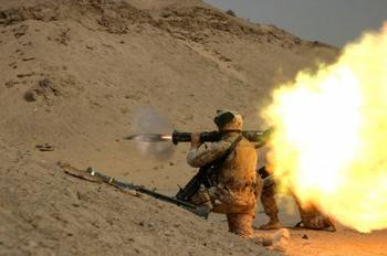 Компактный удар: американское переносное противотанковое вооружение