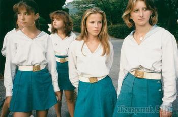 Спорные фотографии постсоветского Артека в проекте Клодин Дори