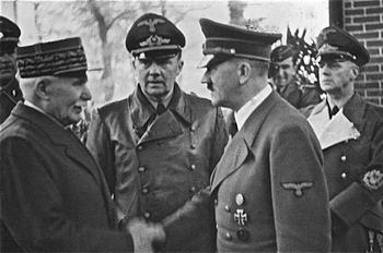 Союзники – друзья Гитлера: за фюрера воевало больше французов, чем против