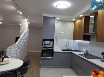 «Хотелось с пользой задействовать каждый сантиметр пространства» опыт ремонта кухни