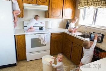 10 советов родителям, как сделать дом безвредным для любознательных малышей