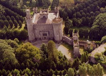 Какие тайны хранит ирландский «замок с привидениями» Чарлевиль, и Почему туда стремятся поклонники мистики