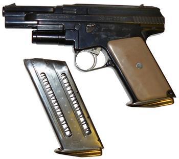 ВАГ-73: как стрелял безгильзовый советский пистолет