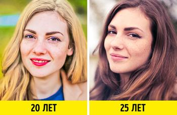 Сохранить молодость и красоту будет проще, если после 25 лет соблюдать несколько простых правил