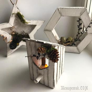 DIY: 3 Идеи декора из Картона | Декор своими руками | Простая поделка из картона