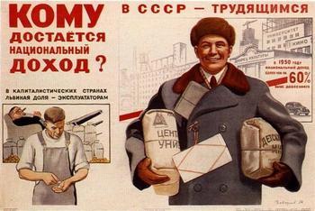 Частное предпринимательство сталинской эпохи