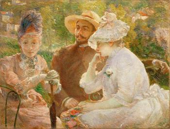 Художницы 19 века, которые открыли женщинам путь в мир искусства.