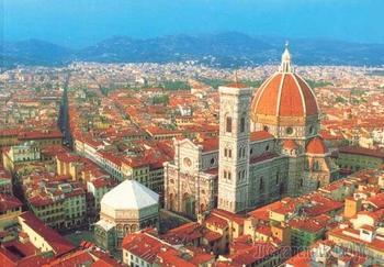 Италия – копилка, полная мировых шедевров. Часть 2. Флоренция – сокровищница великих творений эпохи Возрождения