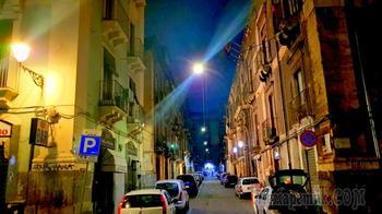 Сицилия 06. Вечерняя прогулка в Катании
