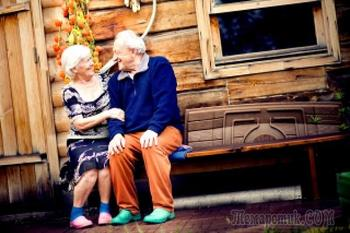 Бабушка и дедушка (шуточные)