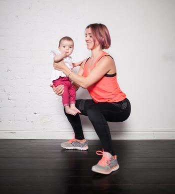 Мама 3 детей делится советами по восстановлению формы