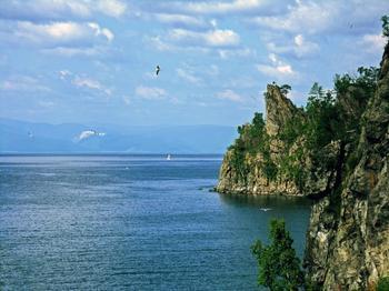 Миражи - Еще одна загадка Байкала