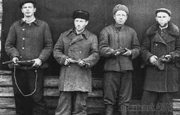 Как в СССР орудовали более 1000 банд, пока Красная армия воевала с фашистами