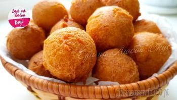 Пончики, которые покоряют быстротой и вкусом