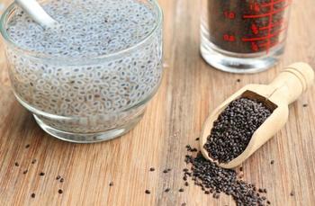 Полезные свойства семян базилика