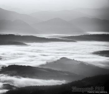 Страна туманов: фото путешествие