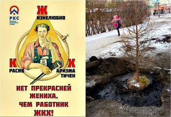 17 снимков о буднях веселых и находчивых работников ЖКХ
