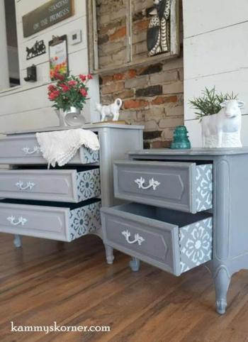 Идеи реставрации мебели