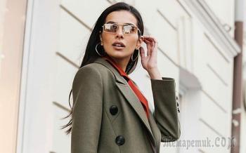 Модные пальто кэжуал 2019: 30 фотообразов
