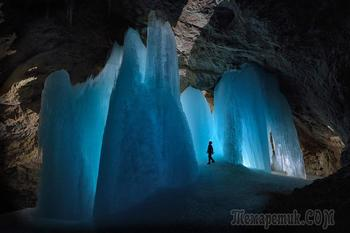 Пещерный фотограф
