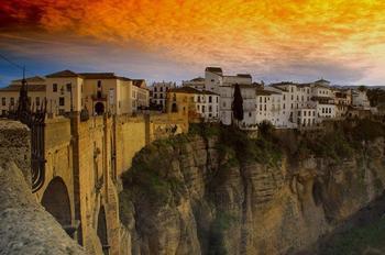 Ронда: удивительный город на скалах