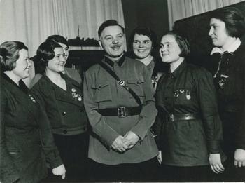 Советские портреты из 30-х годов