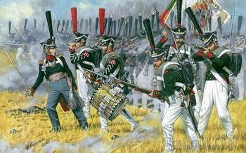 Самый страшный бой — бой линейной пехоты