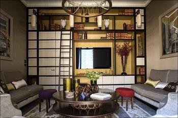 Утонченная роскошь квартиры на авеню Монтень, Париж