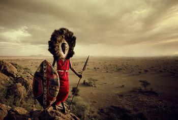 20 фотографий, которые покажут вам уникальность исчезающих племен в наши дни