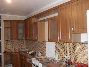 Кухня с классическими фасадами