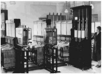 Шедевр советской инженерии: водяной компьютер