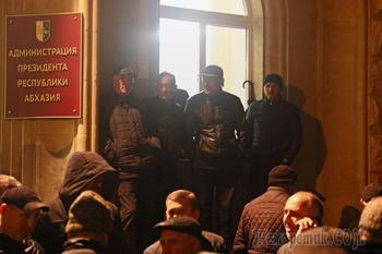 Госпереворот или выборы: что происходит в Абхазии