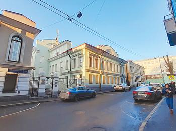 В центре Москвы назревает градостроительный скандал Дома «раннего лужковского периода» могут попасть под снос