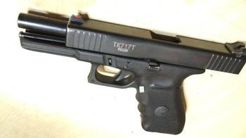 Скоро появится травматический «Glock», цена которого не будет «кусаться»