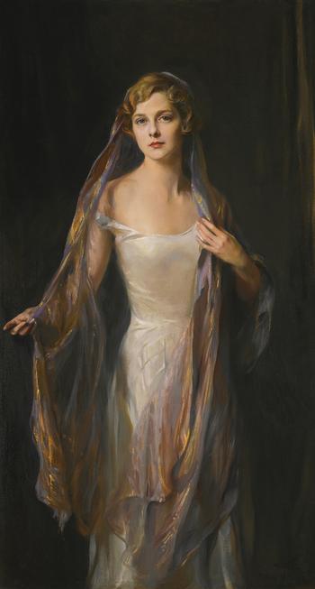Филип Алексис де Ласло  — художник-портретист венгерского происхождения