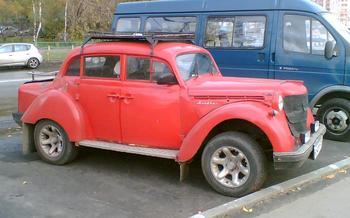 Так переделывали авто только в СССР: 12 примеров