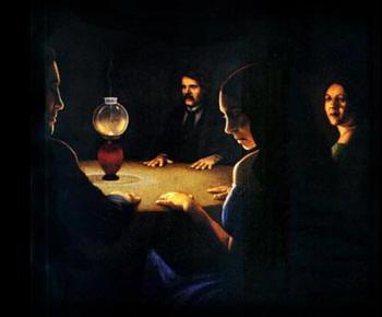 Гадания и сеансы спиритизма