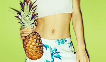 Что происходит с телом, когда вы едите ананас?