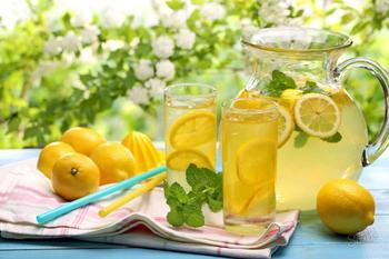 Вода с лимоном — 5+ уникальных рецептов приготовления