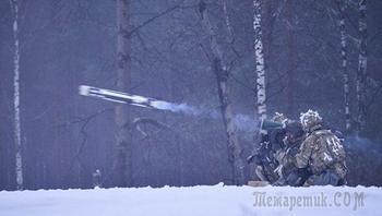 США поставят Киеву ракетные комплексы Javelin за счет своего бюджета