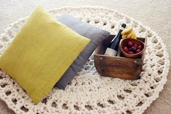 Невероятно красивые коврики ручной работы