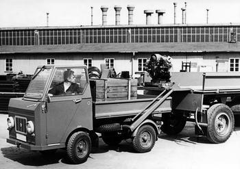 И швец, и жнец, и микротракторец: история многоцелевого грузовика Multicar