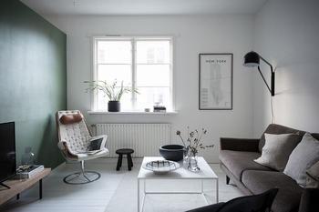 Квартира 66 м² в Гётеборге в стиле минимализм