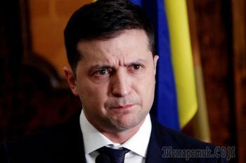 На Украине приняли резолюцию о начале процедуры импичмента Зеленского
