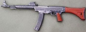 Штурмовая винтовка (автомат) Mkb. 42 (W) / Maschinenkarabin 42 Walther