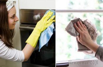 Почему от метода мыть окно газетой лучше отказаться и еще 7 полезных советов по уборке