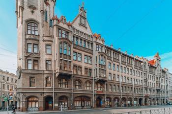 Как в Питере появилось здание с летучими мышами и совами, и Чем оно знаменито